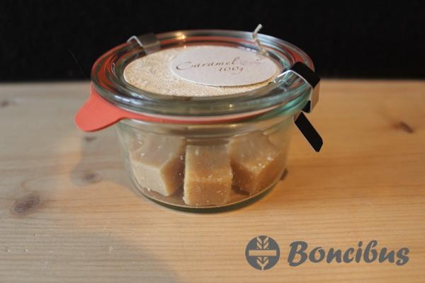 Caramel im Weckglas bei Carmelita