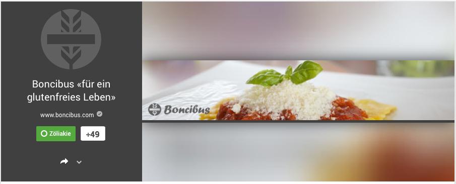 Projekt Boncibus bei Google+