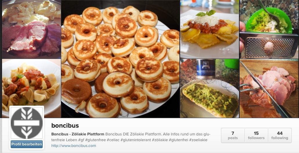 Boncibus auf Instagram