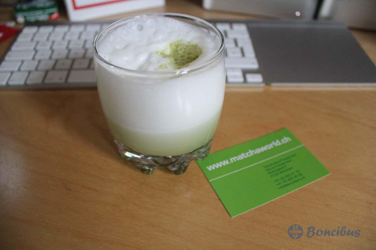 Matcha Ready Mix BIO - Matcha Latte