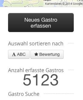 Dankeschön - 5'000 Gastro Tipps auf Boncibus