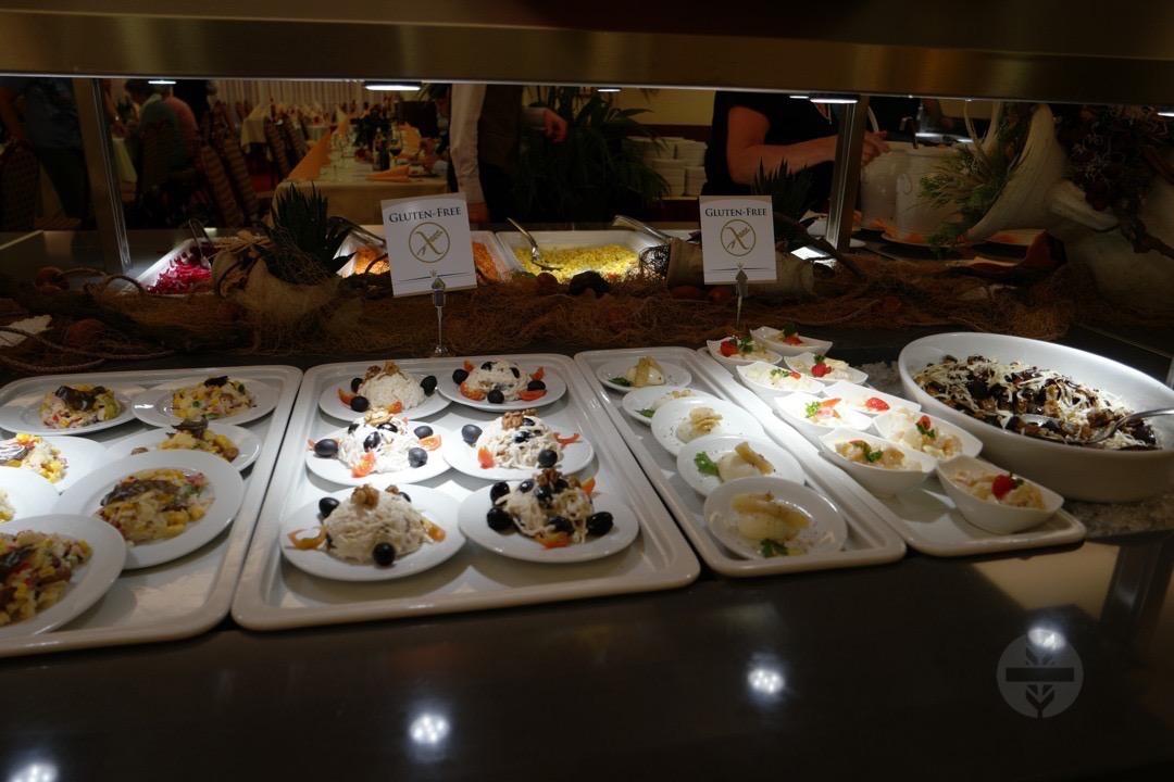 glutenfrei Essen im Grand Hotel Imperial