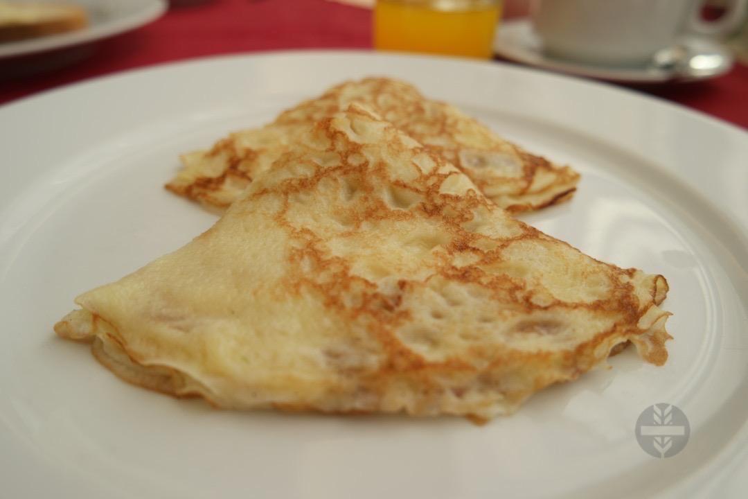 glutenfrei Frühstücken im Grand Hotel Imperial