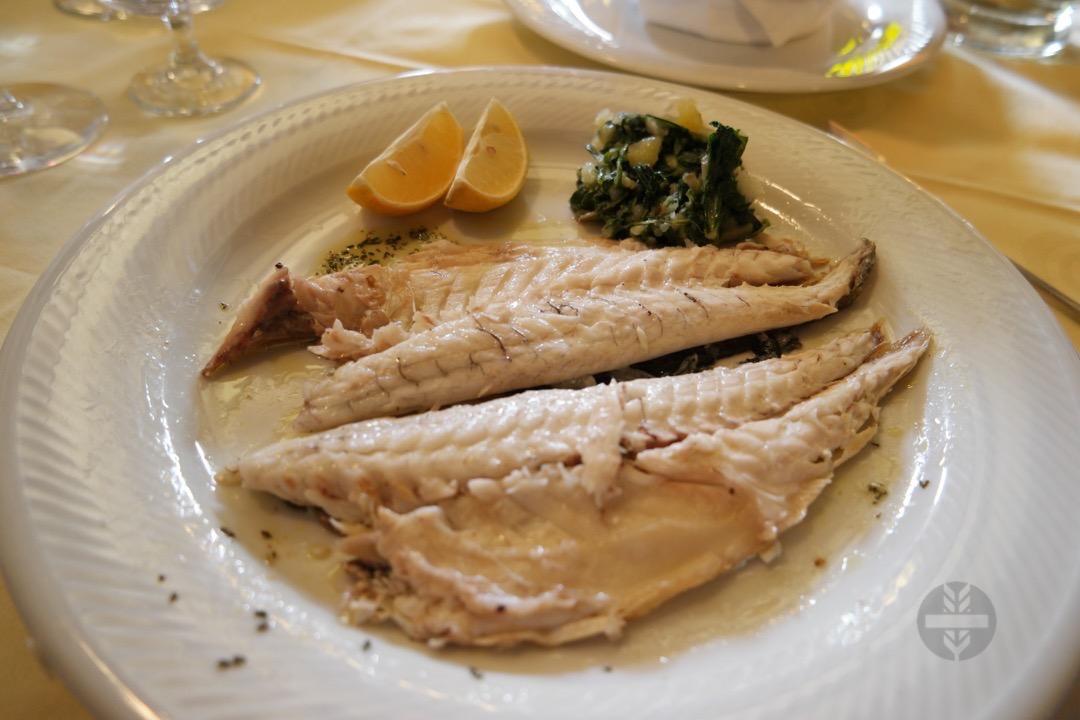 Glutenfrei essen im Restaurant Astoria auf der Insel Rab