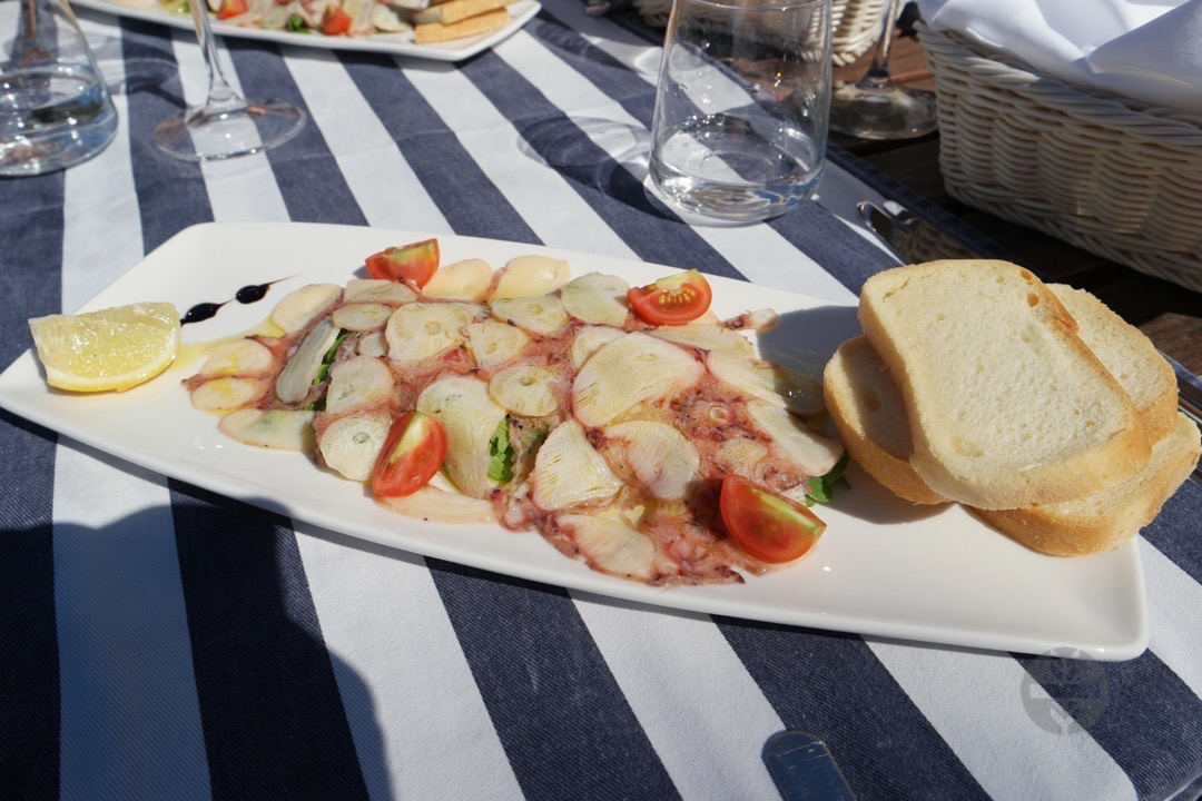 Glutunfrei essen im Restaurant Veli Žal