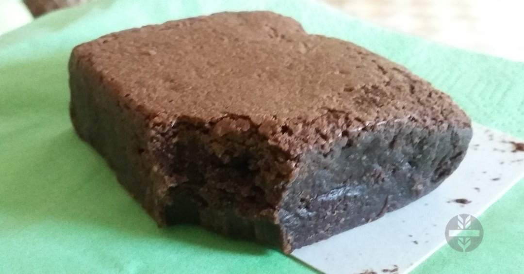 Glutenfreie Chocolate Brownies bei Starbucks Schweiz